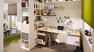 Attraktiv Arbeitszimmer